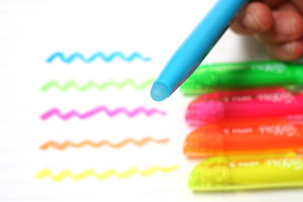 파일롯 프릭션 라이트 지워지는 형광펜(6종) - 제이펜즈, 1,900원, 프리미엄볼펜, 파일로트